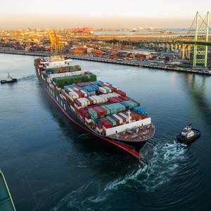Port of Los Angeles 2020 Cargo Volume Down 15.5%