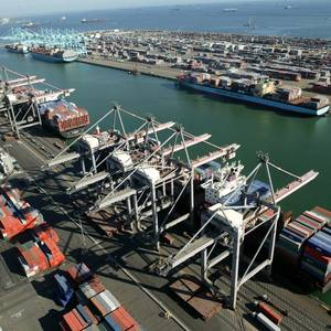 Port of LA Reports Busiest July Ever
