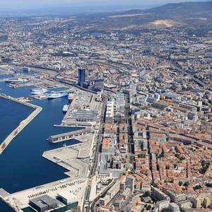 French SMART PORT in Med Soon
