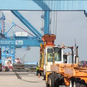 Louisiana Ports Seek Federal Aid for Ida Recovery