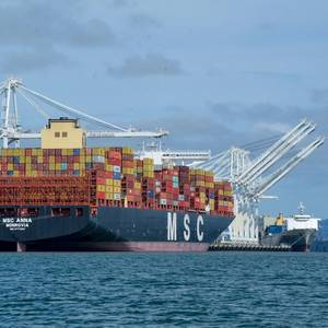 Port of Oakland Reports Record Cargo Surge