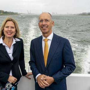 Netherlands Completes New Waterway