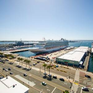 Port of San Diego to Double Shore Power at Cruise Terminals