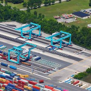 Port of Virginia Posts its Busiest May