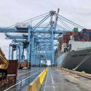 CMA CGM Buys Stake in CSP Zeebrugge Terminal