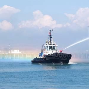 New Tug Enters Service at Portland Port