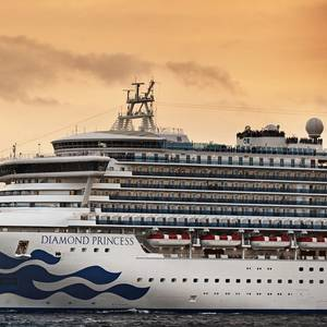 Coronavirus-hit Princess Cruises Suspends Operations