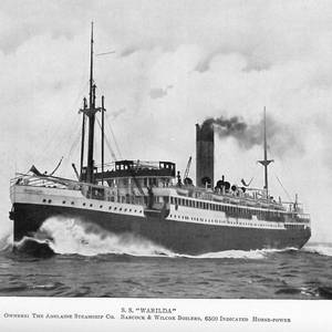 Hospital Ship Sinking Remembered 100 Years On