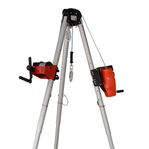 Pure Safety Group's 'Checkmate' TR3 Tripod