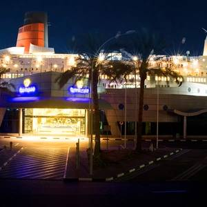 Queen Elizabeth 2 Reopens as Floating Hotel in Dubai