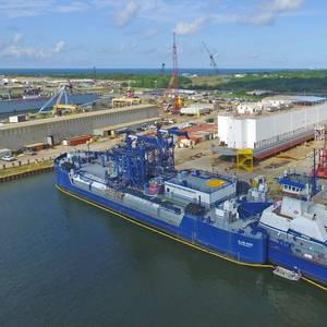 New LNG ATB Bunker Vessel is a US First