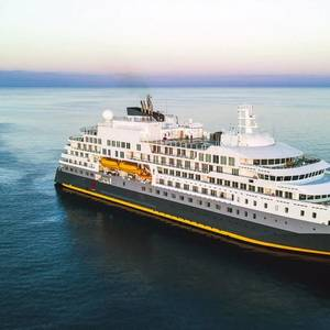 Quark Takes Delivery of New Expedition Cruise Ship Ultramarine