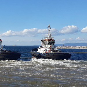 A Second Z-Tech 6500 Tug for ICDAS
