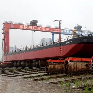 Four New Barges Launched for Canada's MTS