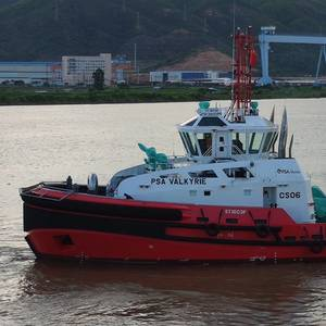 PSA Marine Takes Delivery of Two New Tugs
