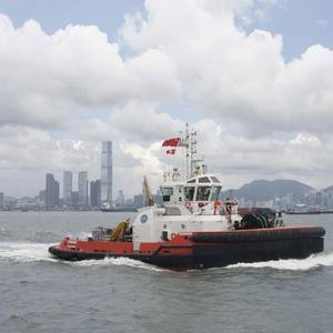 New Tug Delivered for Kenya Ports Authority