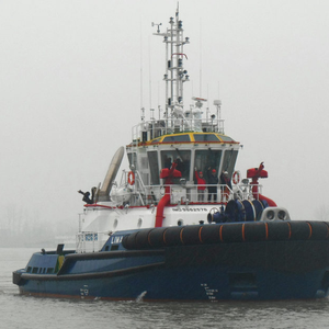 Third RAmparts 2400-W Tugboat Lima Delivered