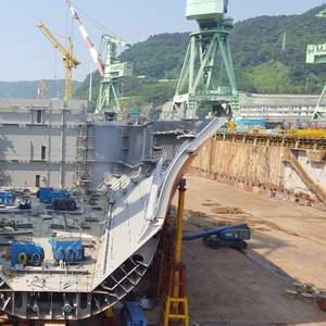 STX Shipbuilding Likely to Enter Court-lead Restructuring