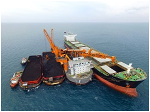 Design Complete on Floating Bauxite Terminal