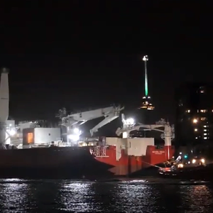 Video: Subsea 7 Reel Lay Vessel Transported