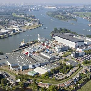 Dutch Government Gives Shipbuilder IHC $435 Mln Lifeline