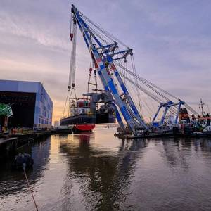 DREDGING: Royal IHC, Arab Potash Launch CSD Alyarmouk