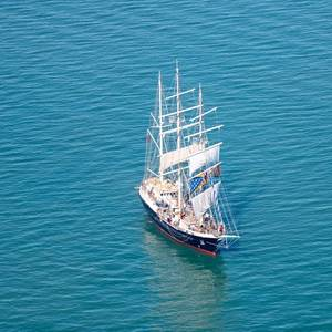 UK Navy Returns to Tall Ship Training