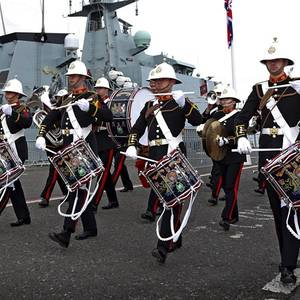 HMS Forth Commissioned