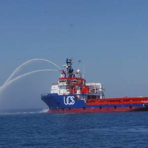 Royston Completes OSV Engine Overhaul