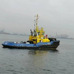 SAAM Towage Commences Operations in Peru