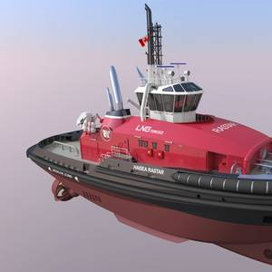 Sanmar to Build Five Tugs for LNG Canada Project