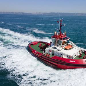 Sanmar Delivers Tier lll Tug to Norwegian Operator