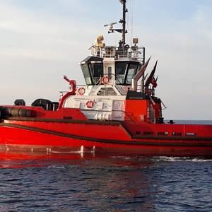Sanmar Delivers ASD Tug to Marintug
