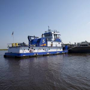 Kirby to Acquire Savage Inland Marine Fleet