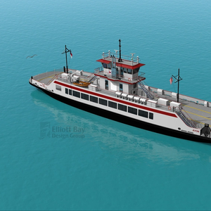 SCHOTTEL Secures NC Ferries Contract