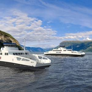SCHOTTEL Wins Deal for Three Hybrid Ferries