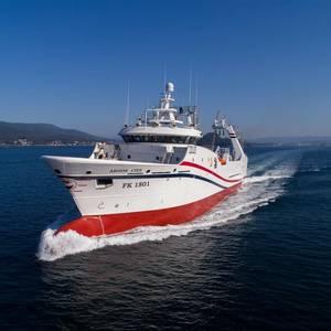 "Schottel Propels Trawler ""Argos Cíes"""