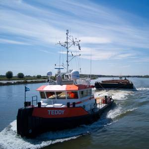 Herman Sr. to Use Sea Machines' Remote-helm Control System