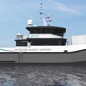 Seacat Services Orders OESV Newbuild