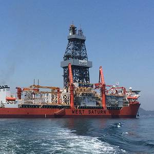 Equinor Contracts Seadrill Drillship West Saturn