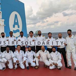 Relief Fund Raises $530,000 for Seafarers Impacted by COVID-19