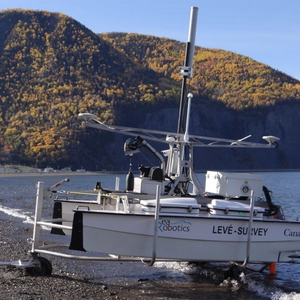 Canadian Hydrographic Service Grows Its USV Fleet