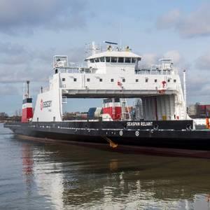 Seaspan Ferries to Trial Corvus' New Blue Whale ESS