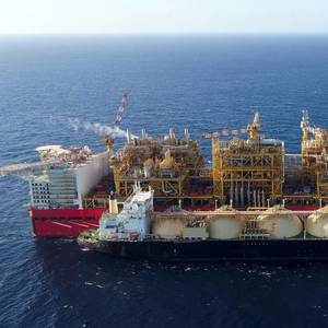 Prelude FLNG to Start Producing at End-2018