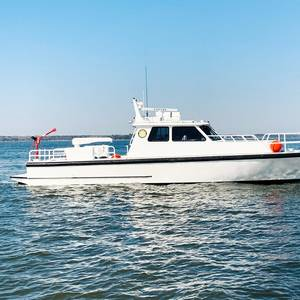 Converted Patrol Boat Becomes a Research Vessel for USM