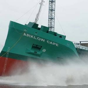 Ferus Smit Launches Arklow Cape