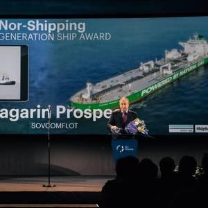 Gagarin Prospect Wins Award