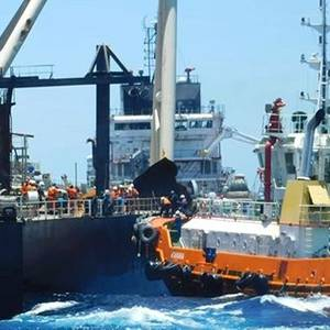 Sri Lanka Allows Fire-hit Tanker New Diamond to Sail to UAE