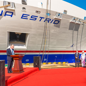 Stena Line Takes Delivery of New Ferry