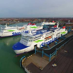 Stena Line Invests in Ferry Upgrades